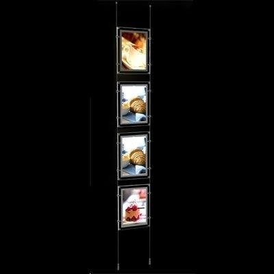 Four x A3 Portrait Light Pocket Kit