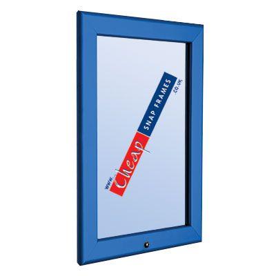 Ultramarine Blue 32mm Frame