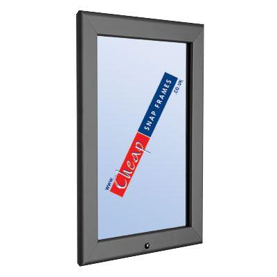 Slate Grey Lockable Frame