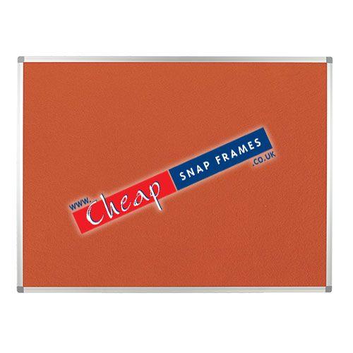 1800x1200 Orange Noticeboard