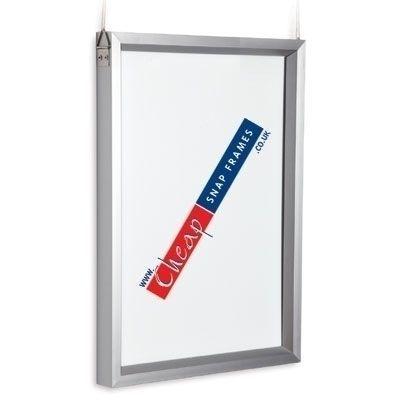 Slide-in Suspended Frames
